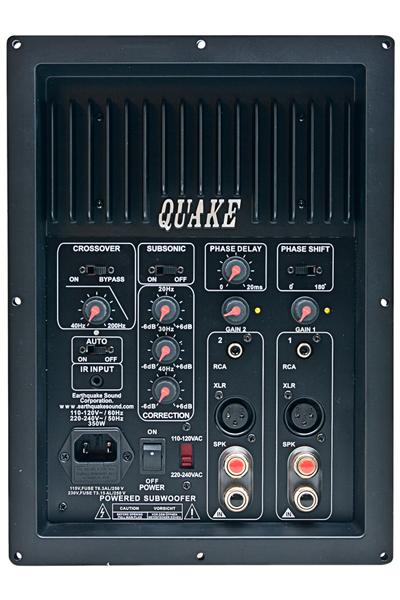 IQ-600R plate amp subwoofer forstærker modul