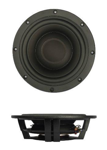 "SB Acoustics SW26DBAC76-8 10"" subwoofer, alu cone,neodymium"