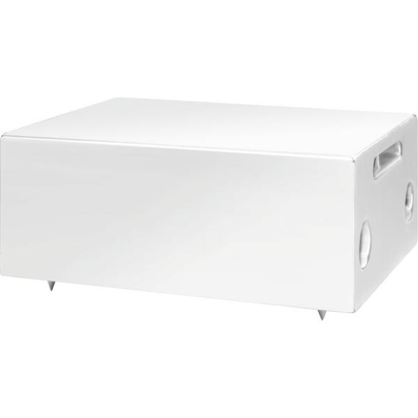 Subwoofer ESUB-6W/WS væghængt hvid til både 4 ohm og 100volt